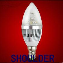 2014 high quality e14 led candle bulb lighting