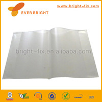 2014 Hot Sale and Supplier clear plastic book cover/hard cover book slip cover/plush book covers
