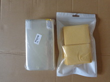 Hottes selling ultra clear screen protector for samsung galaxy note2 screen protector