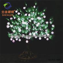 Shengjia SJ-PJS-A007 LED Bonsai TREE wall mounted christmas trees