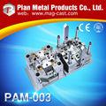 Personalizado molde de metal para fundição de alumínio peças