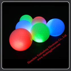 43 cm Diameter Of A Rubber Golf Ball LED Light Up Golf Ball