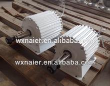 2000w 48V/96V low rpm permanent magnet motor wind generator