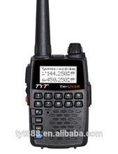 Small dual band TYT TH-UV3R talkie walkie 20km range
