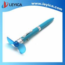 Fancy fan pen multi-fuction pen cheap cute pens