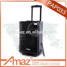 2015 good sound and stable quality stereo ibastek-speaker