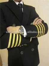now design black Pilot Uniform