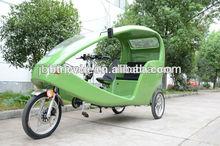 hot 2+1 passenger 800w electric veloform ecocab taxi