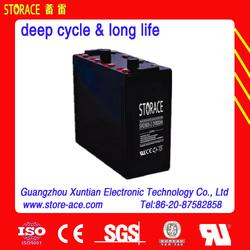 China AGM battery manufacturer 2v 800ah lead acid battery for UPS