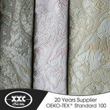 jacquard fabric good quality curtain styles for dubai