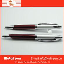 2014 New gift pen/metal ballpoint pen /attractive banner pen/luxuriant look
