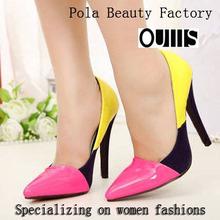elegant shoes ladies shoes high heels PY2328
