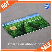 Atmel cr80 pvc branded memory card manufacturer