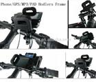 Adjustable Size 360 Degree Rotation Bike Phone/PAD/GPS/MP3 Scaffold/Rack/Bracket/Mount/Holder