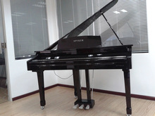 Digital Piano Factory 88 keys MIDI Black Polish Digital Grand Piano HUANGMA HD-W086 solid brass piano hinge