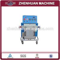 Hydraulic polyurethane spray foam machine