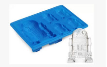 World war series ice tube tray molds Ice making tray star war design