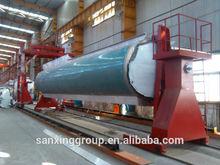 5 cubic meters liquified gas road tanker truck