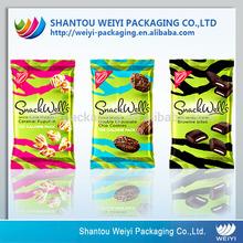 advantages plastic food packaging/self heating food packaging/biodegradable resealable plastic food packaging