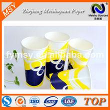 foodgrade pe coated paper muffin cup