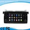 """7"""" android tablet double din car dvd player for bmw e46 M3 built in WIFI"""