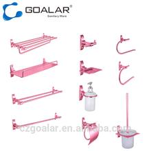 GT-02 Newest design purple bathroom accessories set
