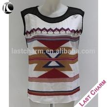Last Charm new fashion model blouse neck designs