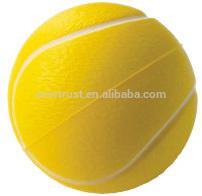 pu stress tennis ball