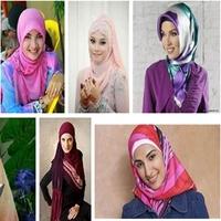 new style muslim wedding hijab