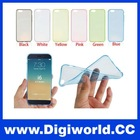 "6 Color 4.7"" 0.35mm Slim Ulta Thin Matte Soft Back Skin Case for iPhone6"