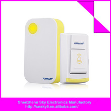 Forecum 4 Wireless Door Bell Lower Price with Good Quality from China Manufacturer