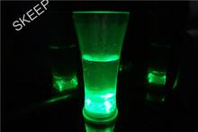 new product flashing light up led glasses for wedding favor