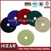 disc brake grinding machine Dry Diamond Polishing Pads 5-Step