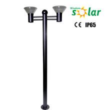 Cheap Wholesale All In One High Lumens Led Solar Garden Lighting JR-B007-2