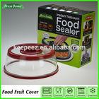 2014 hot kitchenware red large commercial food vacuum sealer