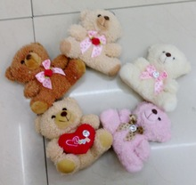 2014 Honey Soft Stuffed small toys for bouquets