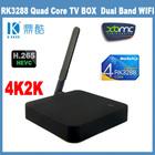 RK3288 Google 4.2.2 Quad Core Smart Android TV Box XBMC 2G RAM 8G ROM Build in WiFi Remote Control