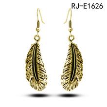Fine jewelry wholesale Foreign trade fashion eardrop of leaves earrings vintage earrings