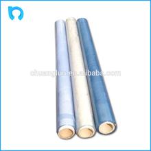 made in china natural sheet pvc shiny plastic film soft raincoat