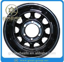 """SUV 4x4 Jeep Rim -Jeep steel wheel 15"""" 16"""" 17"""""""