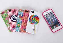 IMD cartoon case for iphone 5 5s, for iphone 5s cartoon case