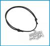 adjustable chain hockey mom bracelets