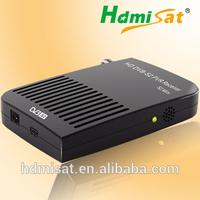 2014 digital FTA mini satellite tv receiver with USB update