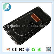China supplier hot popular Denim phone case for iPhone 5c