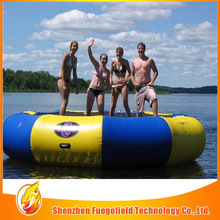 ocean world trampoline inflatable with best material and competive price