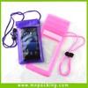 2014 Newest Hot Sale Smart Waterproof Moile Phone Plastic PVC Bag