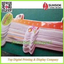 Wholesale Fashion Custom Design Printing Die Cut vinyl Wall Sticker Paper
