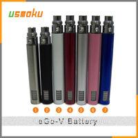 Hot Selling E Cigarette 3.0v-6.0v Variable Voltage eGo-v Battery