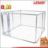10x10x6ft Cheap metal galvanized steel large dog fences