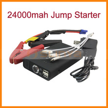 12V Portable Power Supply and Emergency Auto Jump Starter Kit
